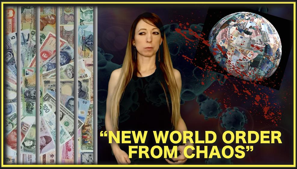 Cash Quarantine To Global Currency? Coronavirus Achieves All the Globalists Desire? NWO Kickoff?