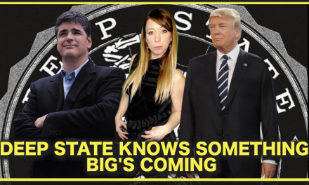"Hannity ""Something Big in Play, Deep State Knows it & It'll Shock the Nation!""As Dems Hold Secret Meeting"