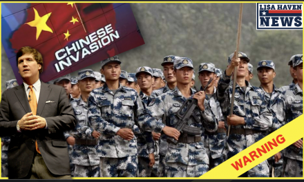 China Launched an Invasion—Terrifying Development You Need To Pay Attention To Before It's Too Late!