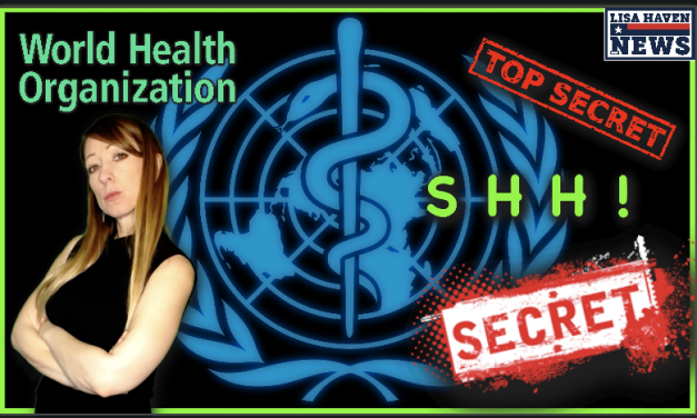 W.H.O. Has a Dark Secret About Coronavirus and US Health Officials Hold TOP Secret Virus Briefing!