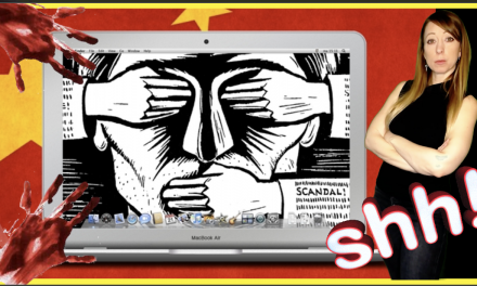 China's New Law Legalizes Lies To Cover For Their Biggest Deception To Date…