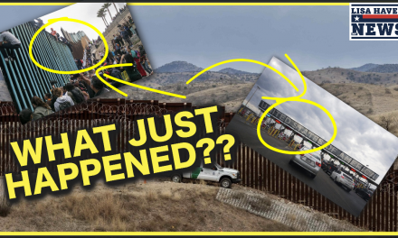 YOU MISSED IT! What Just Happened At The US Border Is M-A-J-O-R!