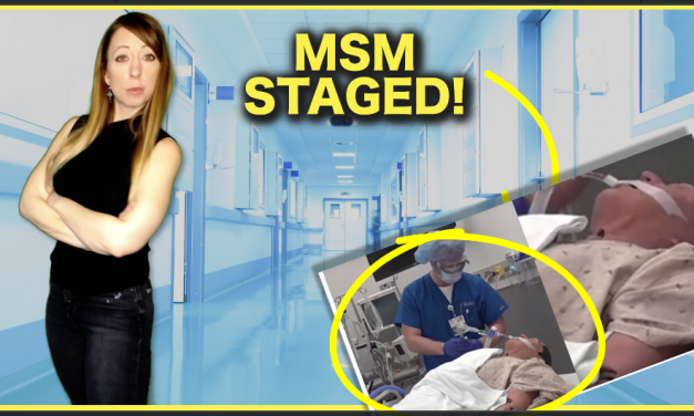 OOPS! They Overestimated & Covid-19 Death Miscalculated! As MSM Stages Fake Videos To Cover It!