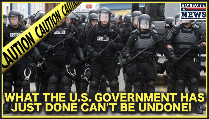 What The U.S. Government Has Just Done Can NEVER Be Undone…This Is Beyond Depression 2.0