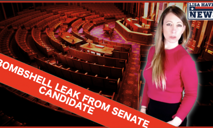 EXCLUSIVE! Senate Candidate Leaks Backdoor Covid-19 Agenda! It's FAR Worse Than You Realize!!