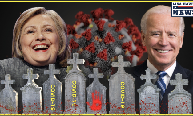 """Hillary Clinton Shines New Light On Bombshell COVID-19 """"Conspiracy""""…Why Is She Dancing On Death?"""