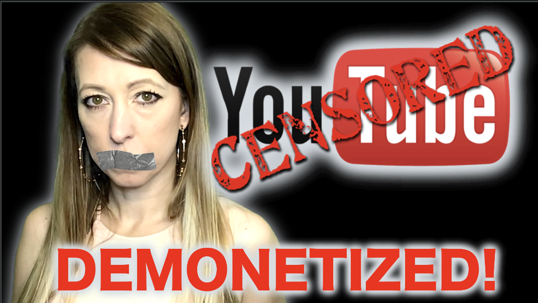 It Happened! YouTube Took All My Money Because I Spoke About This! You Deserve The Truth!