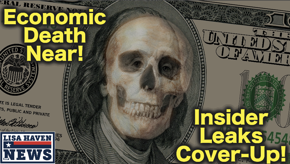 Insider LEAKS: Covid-19 Economic Death Waves The Real Effects They're Purposefully Hiding!