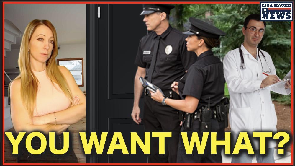 U.S. Government Door-To-Door Coronavirus Searches Happening Now! You Wont Believe What They Want!