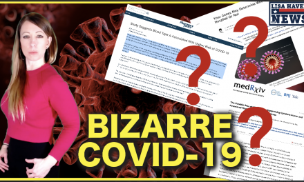 Something Bizarre With COVID19: Do Blood Type & Genes Determine Your Hospital Fate?