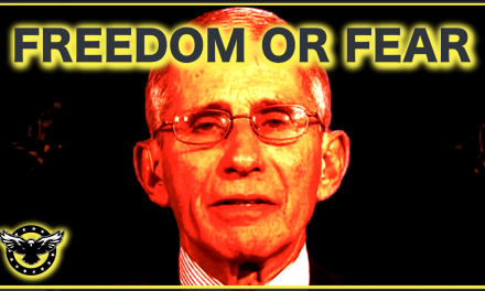 Trumps EXPLOSIVE Admission On Covid-19! As Fauci Smear Campaign Locks Him in Freedom/Fear Match