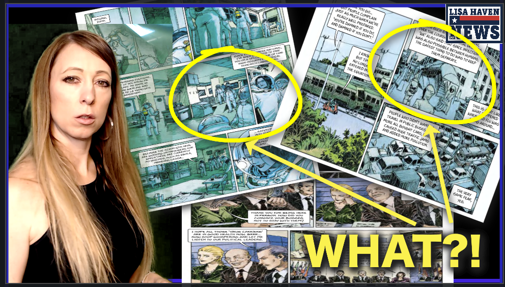 "You Will Get Chills When You See How This 2012 Comic Book ""COVID Prophecy"" Became Real!"