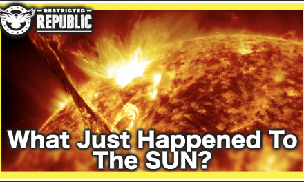 Covid19 Strikes Then BANG! The Sun Goes Into Rare Lockdown Mode That May Cause a Nightmare To Unfold!