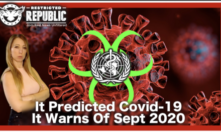 Did WHO Report Predict Covid-19 In Sept. 2019? It's Next Prediction is Sept. 2020…Fauci a Board Member