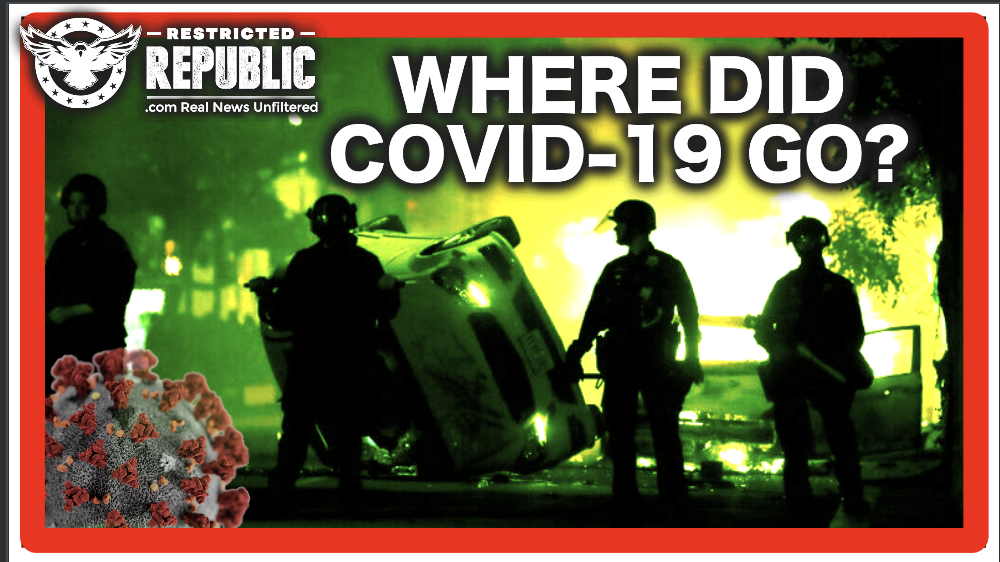 COVID-19 Mutated Into Something Far More Deadly & Takes To The Streets Causing Ultimate Devastation