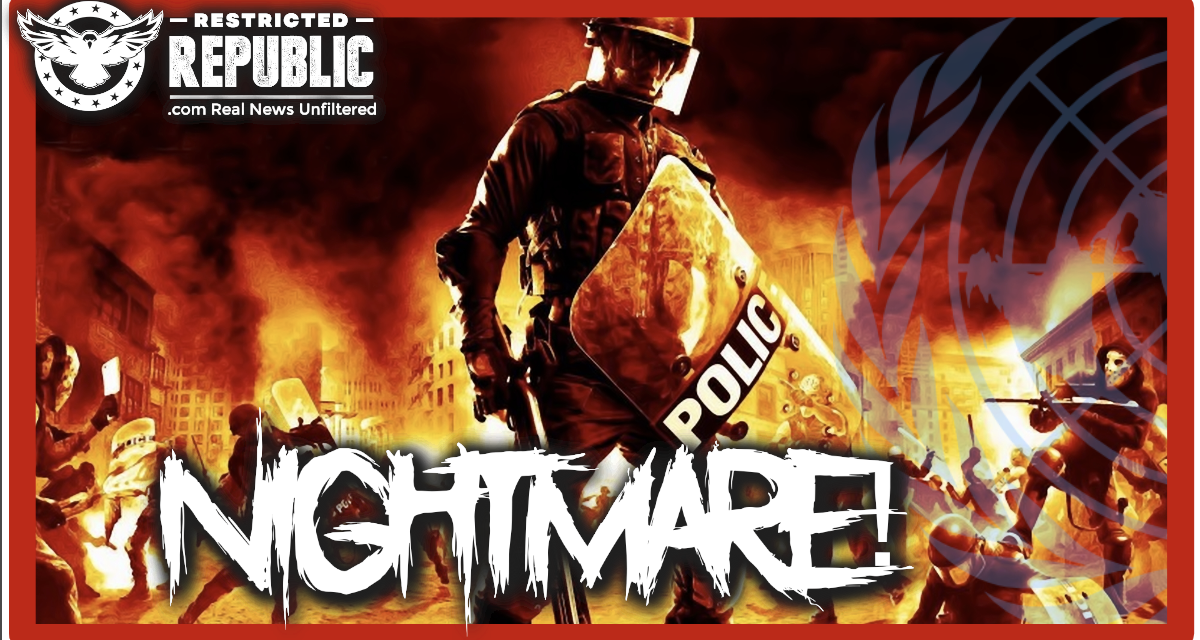 A Police Free Future Nightmare? UN Troops?  Radical Changes To Transform America Into…