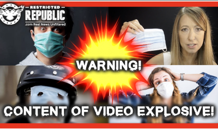 The One Video You Want All Your Mask Wearing Friends to See!