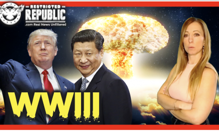 The Fuse Is Lit! China Furious at U.S. Here's Why We Are About To Stumble Into WWIII