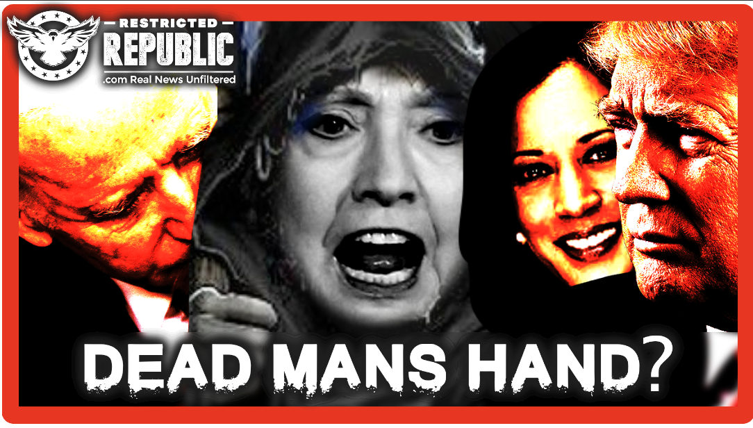 Presidential 'Dead Mans Hand' Now More Real Than Ever – The Result However Is Horrific!