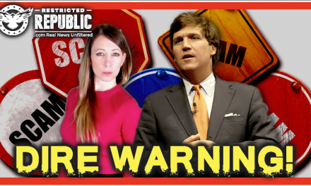 Tucker Carlson Drops Dire Warning! COVID Got Hijacked! We're Never Going Back!