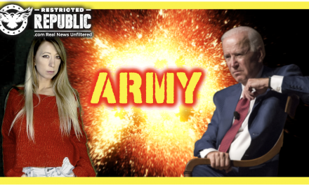 Joe Biden Just Recruited An ARMY…You Won't Believe What Kind and Why…They Plan To Take It All!