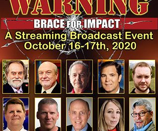 ALERT! Upcoming Live Stream Conferences! Final Warning And Deep State Uncovered!