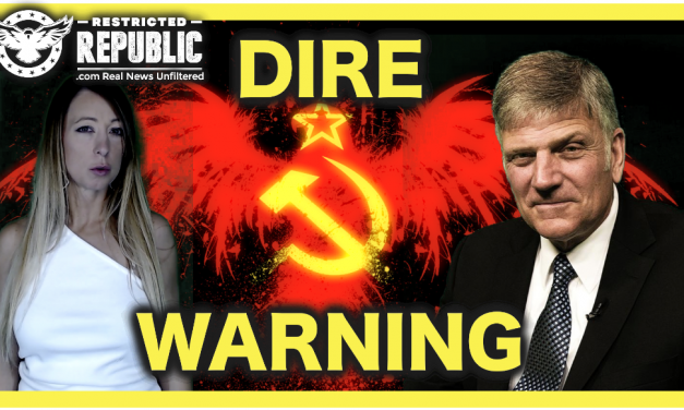 "Dire Waring Issued By Franklin Graham: ""The Church Is Closing Down and…"""