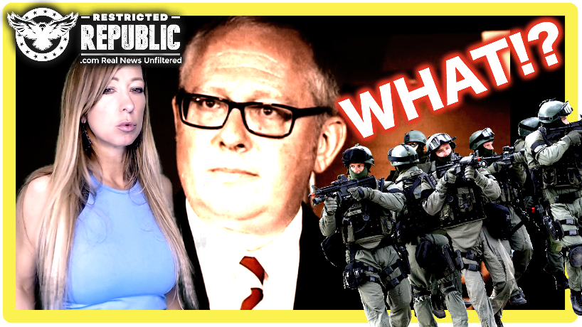 Top HHS Official Warns of Leftist Hit Squads, Armed Insurrection & Tells Supports To Get Ammo!