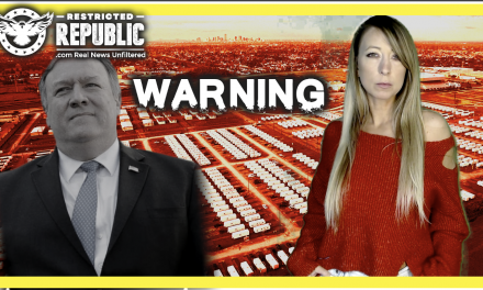 500K Taken Into Re-Education Labor Camps & Mike Pompeo Issues DIRE Warning To America!