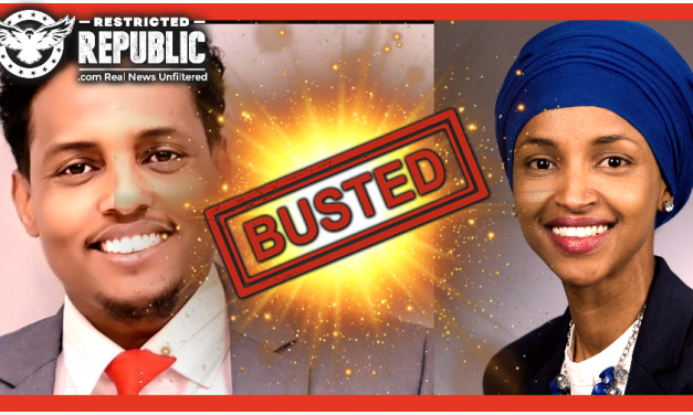Is Ilhan Omar & Jamal Osman Going To Jail? This Bombshell Put Their Campaigns Under Investigation…
