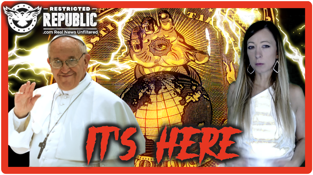 Pope Francis Seizes COVID To Start The 'New Order' With The United Nations As Our Leader! Global Covenant…