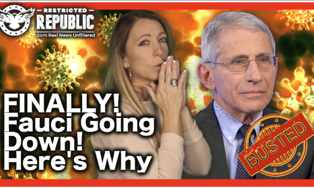Finally! Fauci Going Down! You Won't Believe Why! Anti-Vaxx Roundups? Millions to Perish?