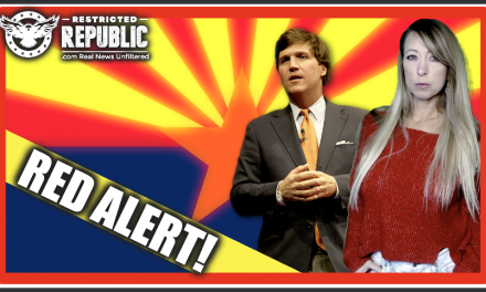 Tucker Carlson Sounds The Alarm! Election Meddling Powder Keg & Somethings WRONG In Arizona