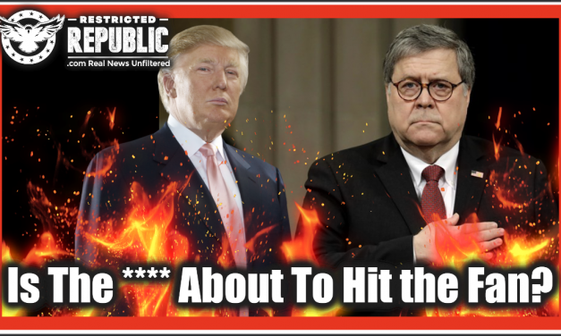 Barr Calls Emergency Meeting With Trump…Is It All About To Hit The Fan? Lawsuit Inside Details!