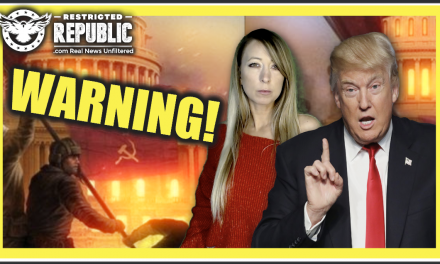 Stark Warning Just Issued From President Trump & An Even Eerier Warning From a Chinese Citizen
