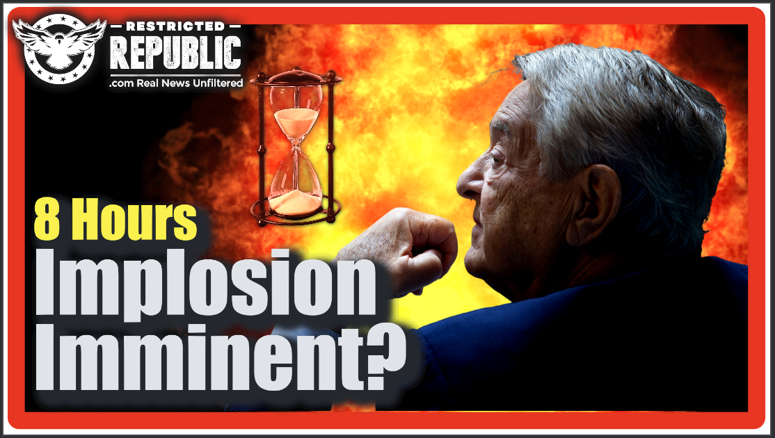Wait What? Dominion, Smartmatic & George Soros…Plus 8 Hours To Turn The Election—Implosion Imminent?