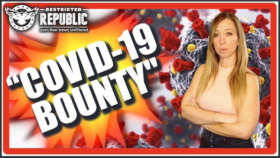 """""""COVID Bounty?"""" Biden's Billionaire Club Ramps Up To Assure Their Reign Never Ends…America Doomed!"""