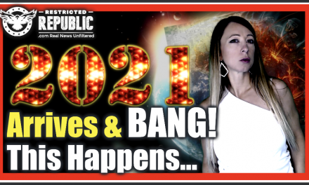 2021 Arrives & BANG! This Starts Happening All Across America…What On Earth Is Going On?
