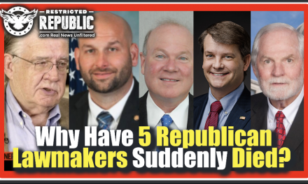 Why Have 5 Republican Lawmakers Suddenly Died? What's Really Going On?