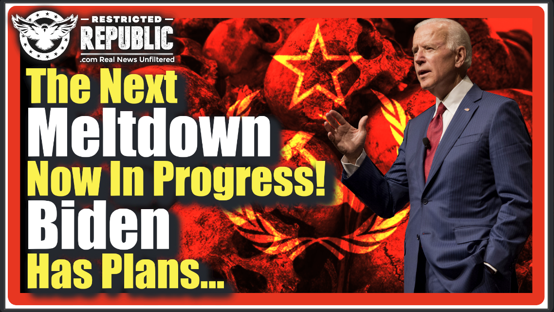 The Trigger Was Just Set For Total Meltdown, Biden Unleashes End Game Scenario