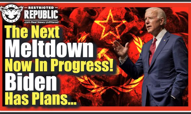 The Trigger Was Just Set For Total Meltdown, Biden Unleashes End Game Scenario