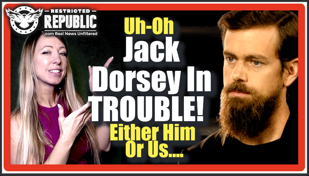 Uh-Oh! Twitter's Jack Dorsey In Trouble…Either He is Or We Are?! Here's Why…