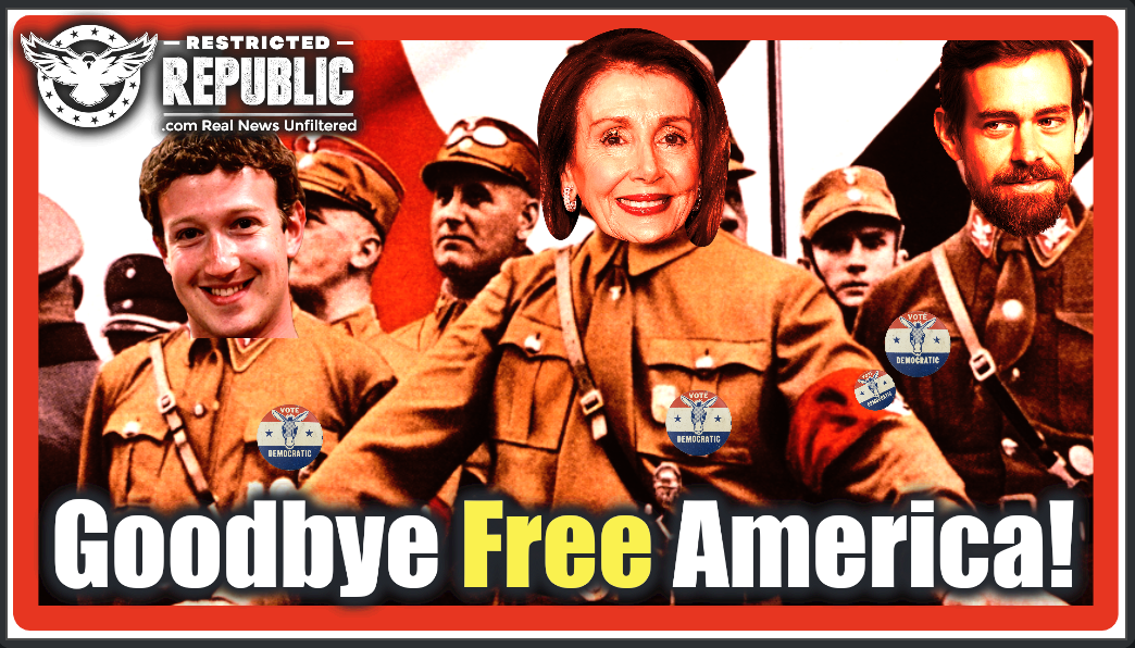 Virtual Brown Coats Are Here! First They Came For Conservatives, Then Traders, Now They're After…