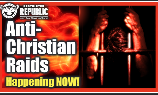 ALERT! Anti-Christian Raids Now Happening! Jehovah Witnesses Are Being Round Up & Jailed…End Times?