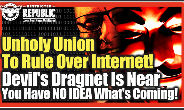 YOU HAVE NO IDEA WHAT'S COMING! Unholy Union Rises Over The Internet! Devils Dragnet Arrives…