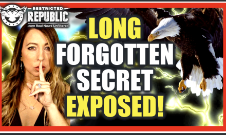 If This Is Exposed America Will Survive! If Not, This Dark Long-Forgotten Secret Will Usher In America's End…