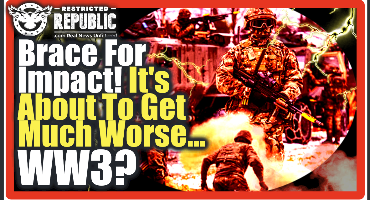 Think It Can't Get Worse? Guess Again! Brace For WW3! US Destabilization Done, Now Takeover…