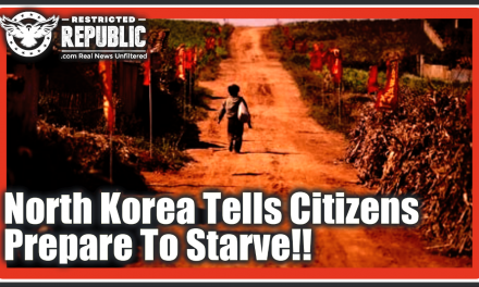 North Korea Tells Citizens Prepare To Starve! Think It Only Can Happen There? You May Be Surprised!
