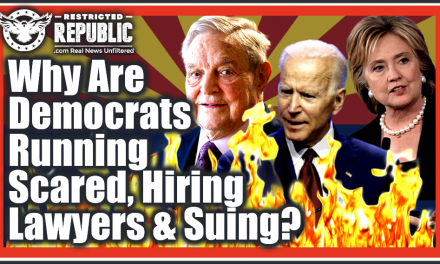 Why Are Democrat's Suddenly Running Scared, Hiring Clinton Lawyers & Suing! It's Getting Hot In Here!