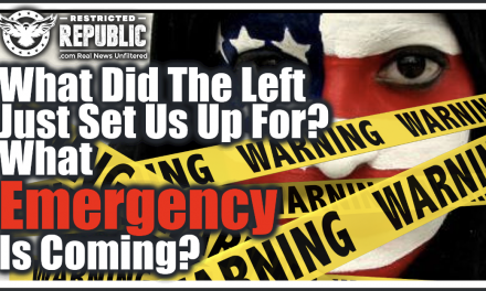 Why Is The Left Shutting Down 911? What Have They Just Set Us Up For? What Emergency Is Coming?